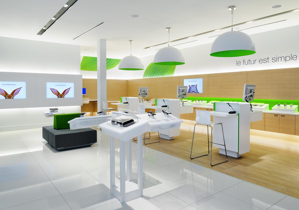TELUS Concept Store Laval