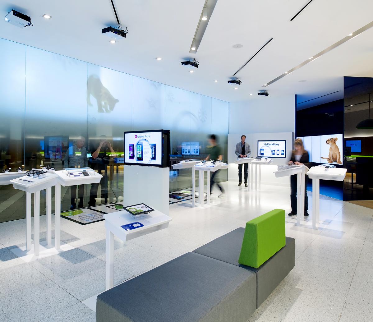 TELUS Concept Store Pickering